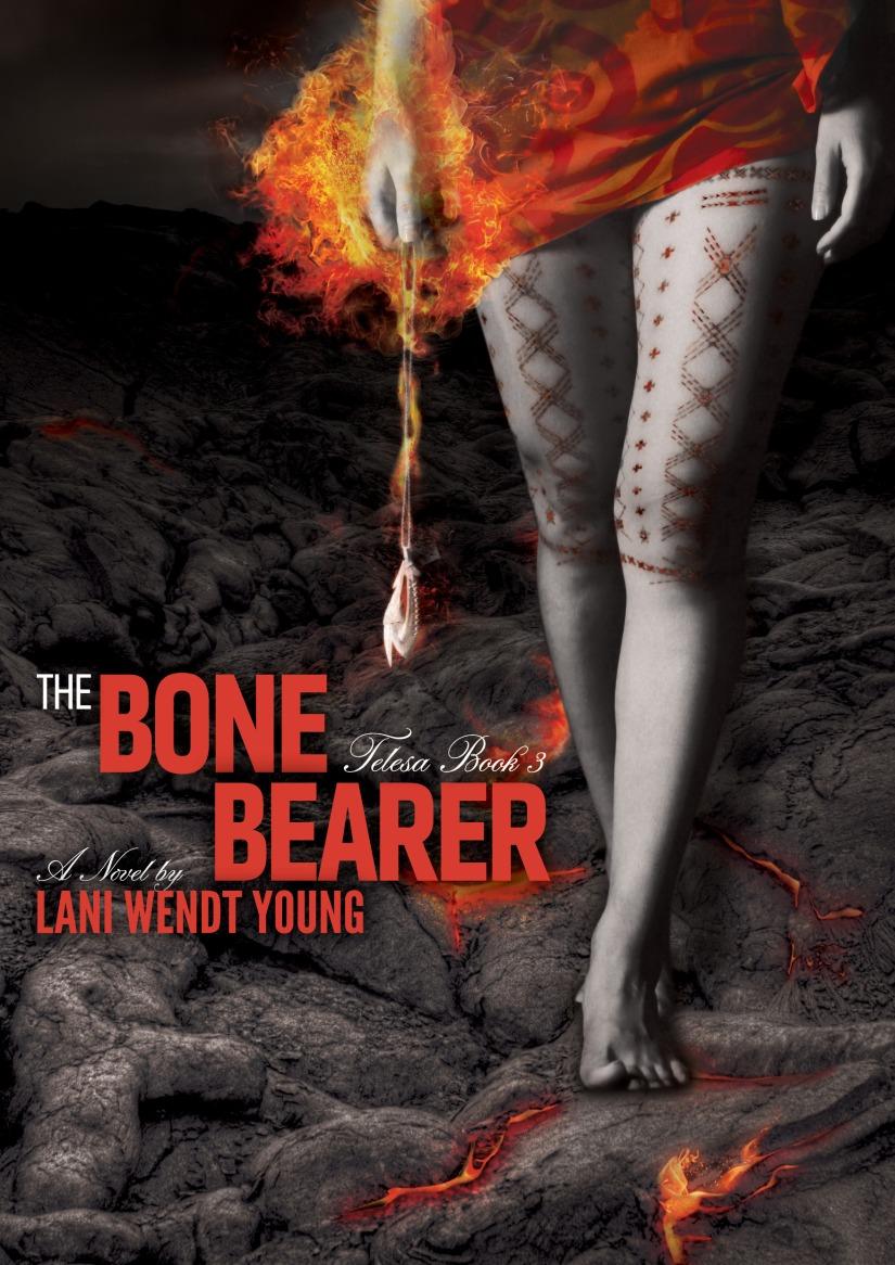 The Bone Bearer - Cover Reveal